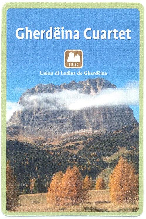 Gherdëina Cuartet (Union di Ladins de Gherdëina)