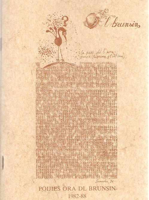 Poejies ora dl Brunsin 1982-88