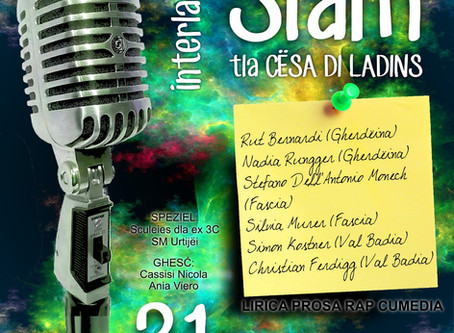 Poetry slam interladin