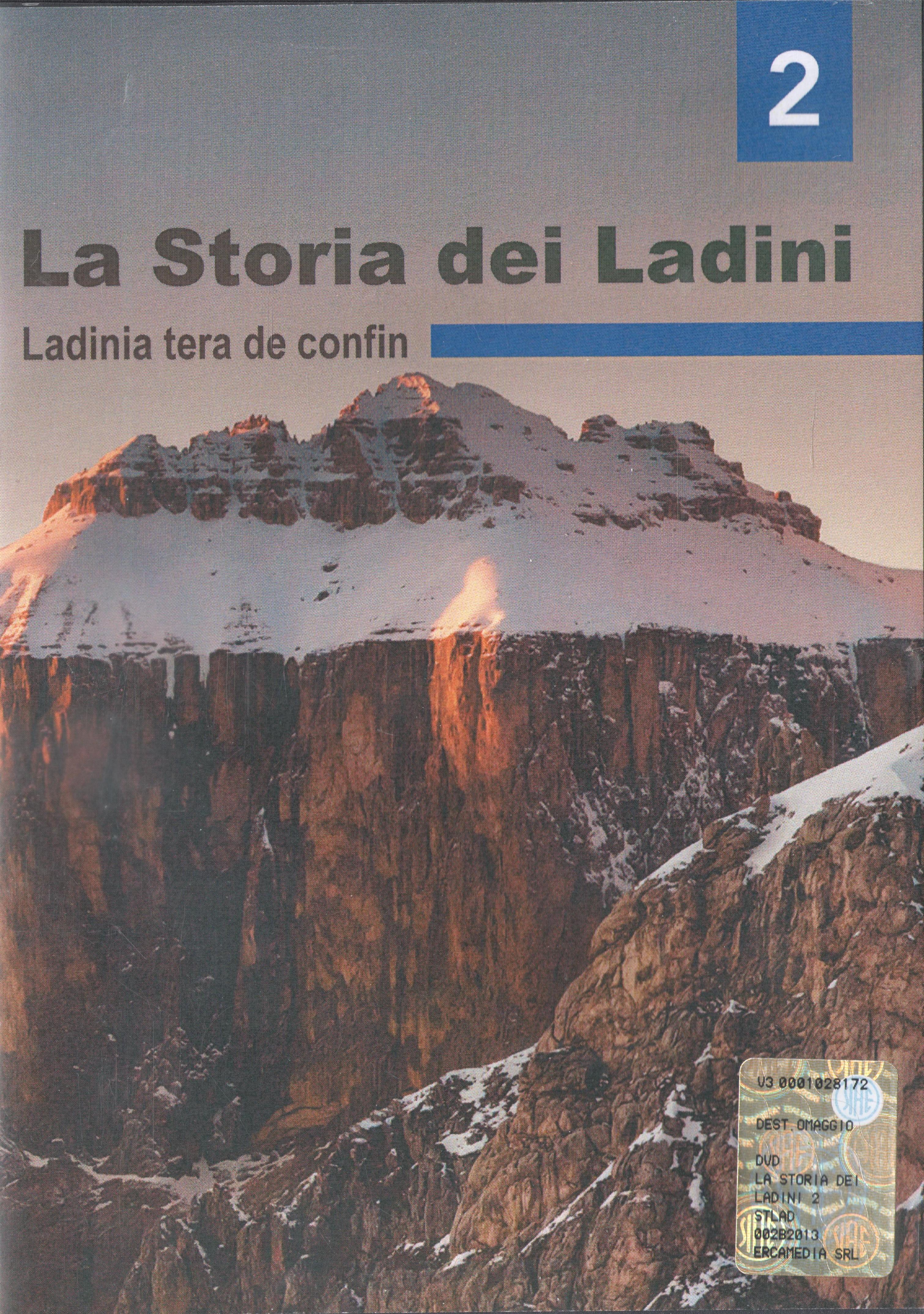 La Storia dei Ladini 2 La tera de confin