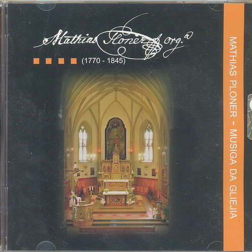CD Mathias Ploner (1770 - 1845)