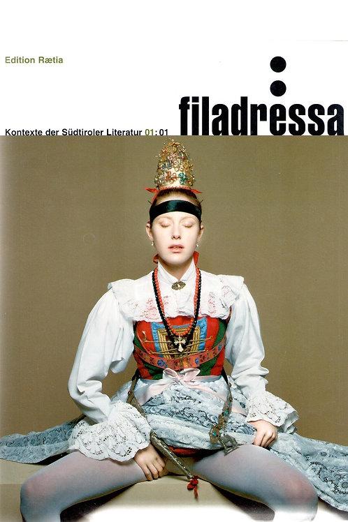 Filadressa. Kontexte der Südtiroler Literatur