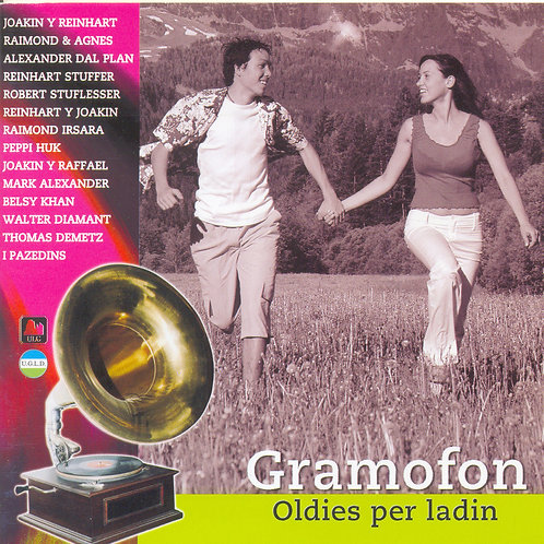 CD Gramofon - Oldies per ladin