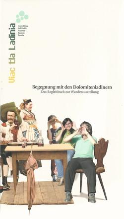 Begegnung mit den Dolomitenladinern