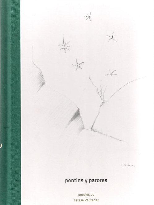 Pontins y parores, poesies de Teresa Palfrader