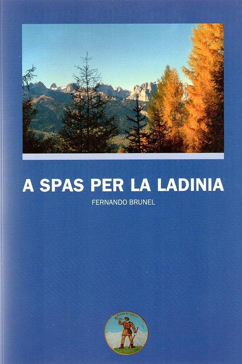 A spas per la Ladinia (Fernando Brunel