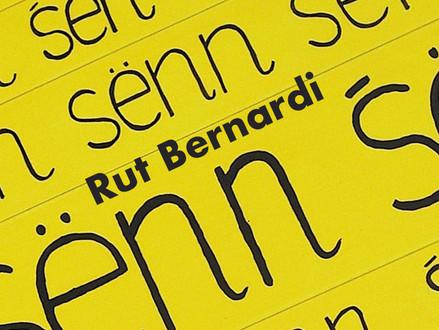 Nvit ala mostra de Rut Bernardi (metuda a jì dala Lia Mostra d'Ert)