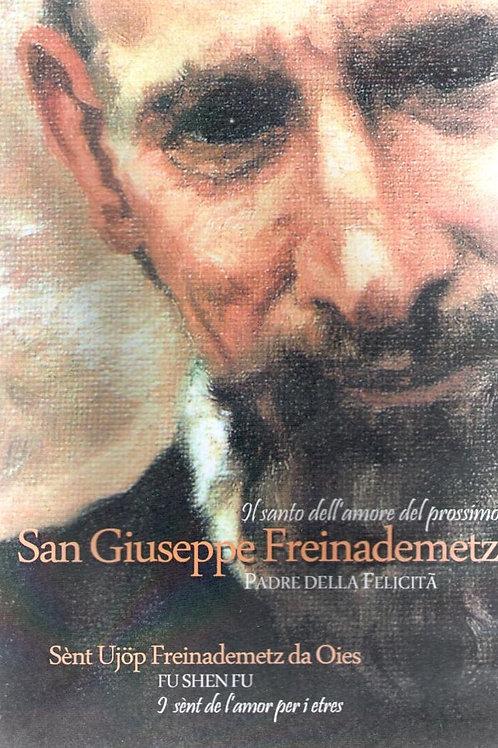 San Giuseppe Freinademetz - Sèn Ujöp Freinademetz de Oies