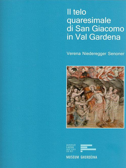 Il telo quaresimale di San Giacomo in Val Gardena (Verena Niederegger Senoner)
