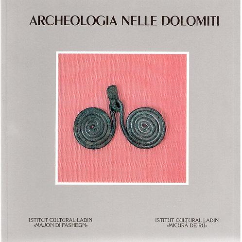 Archeologia nelle Dolomiti