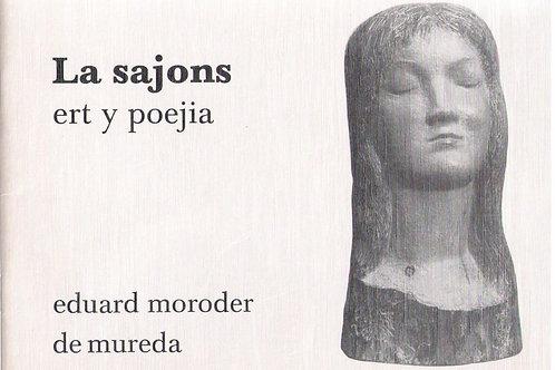 La sajons. Ert y poejia (Eduard Moroder de Mureda)