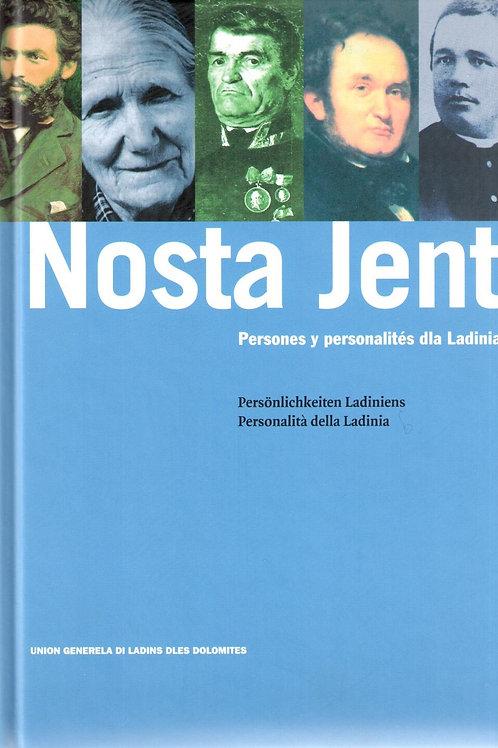Nosta Jent. Persones y personalités dla Ladinia