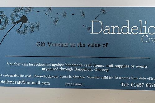 Gift Voucher £40