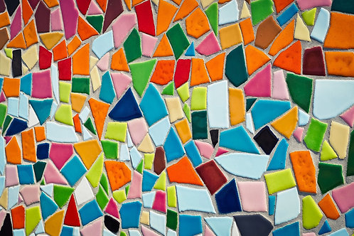 Mosaics For The Garden, 24th April & 1st May, 6pm - 8pm