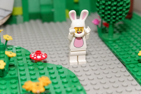 Easter Lego Competition, 7th April, 1pm - 3pm