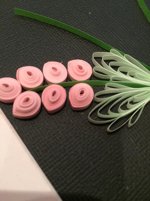 Quilled Flowers for Mother's Day, Friday 20th March, 6pm - 8pm