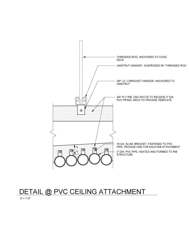 PVC CONSTRUCTION DETAIL 1
