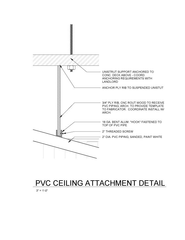 PVC CONSTRUCTION DETAIL 2
