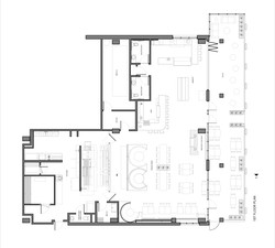 FLOOR PLAN WITH BOH
