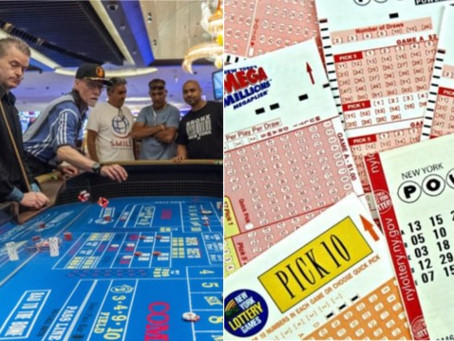 ARE LOTTERY-LIKE FACTORS DRIVING THE STOCK MARKET?