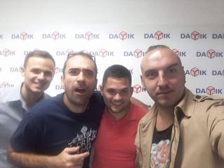 """""""Следобедния блок на Дарик"""" - За Фактуално"""