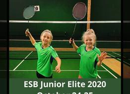 ESB Junior Elite 24.-25.10. @Forever Matinkylä — ENNAKKO