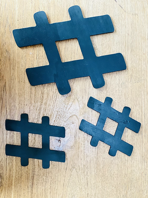 Hashtag (XS - XXXL)