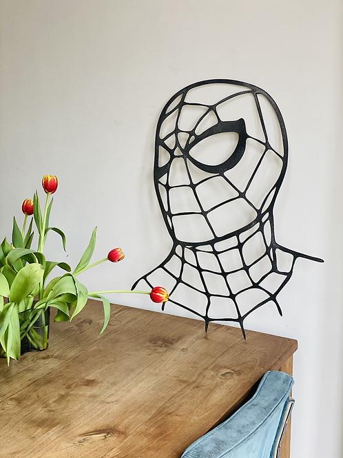 Spider van hout