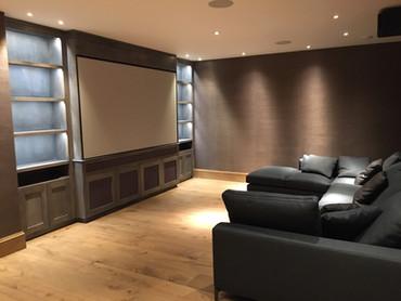 Cinema unit