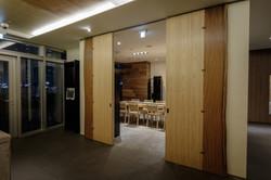 Private Room Door