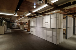 Extension Room Partition
