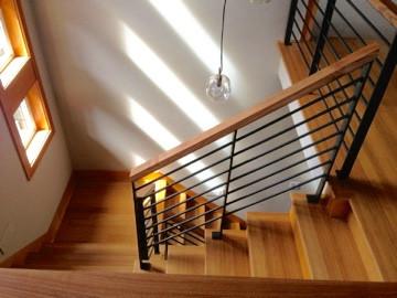 Indoor Modern Railing