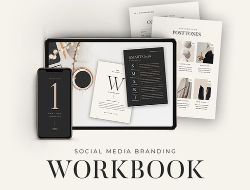 Social Media Branding workbook