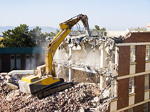 House, Building, Industrial, Residential, Major, minor Demolition