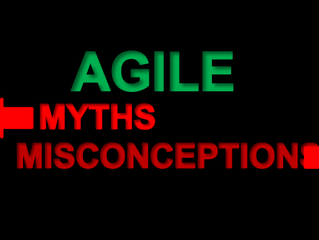 The myths and misconceptions of Agile