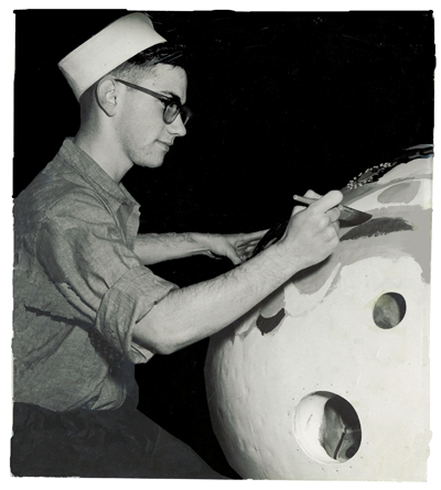 Painting the Christmas COD-1965 lr.png