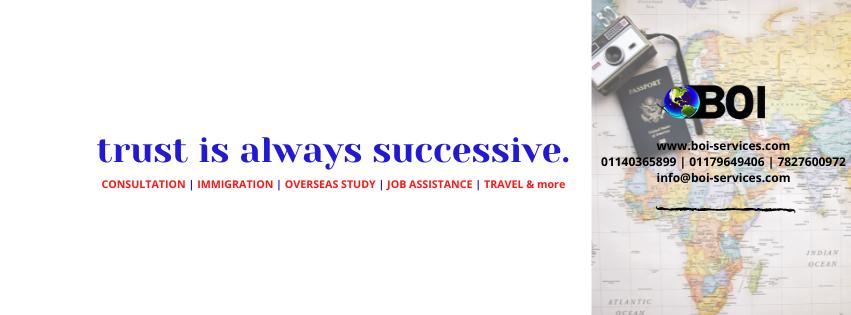 Canada Student Visa | BOI Services
