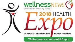Wellness News & 2018 Health Expo Ad for Septembr 22, 2018