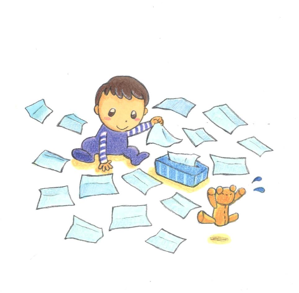 赤ちゃんフォトアルバム:フタバ株式会社から商品化