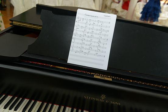 Klavier Hochzeitswalzer Kontakt Sandra Ceriani
