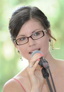 Sandra Ceriani Vocal Gesang Hochzeit