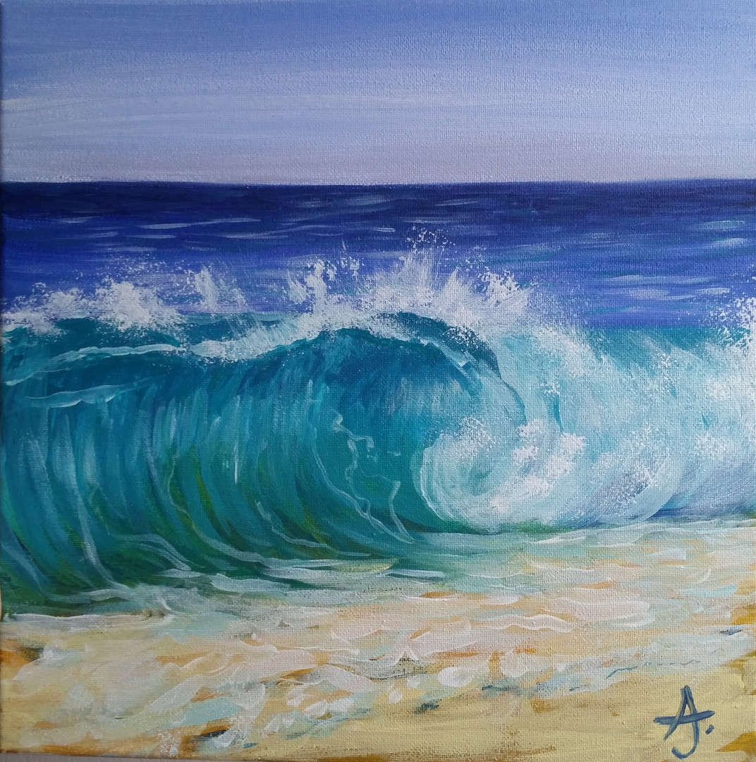 Crashing Waves-Intermediate