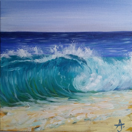 Crashing Waves-Intermediate