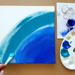 DIY Painting Experience