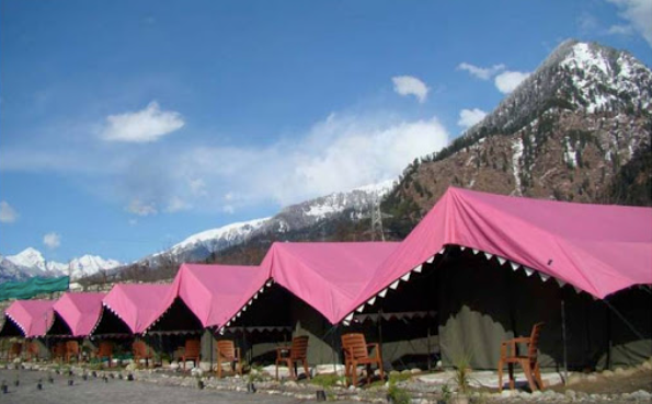 Camp Exotica, Kullu