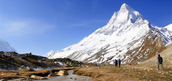 Gangotri-Gomukh trek
