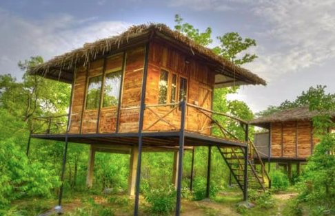 Tribal Camp, Madhya Pradesh