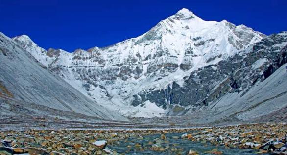 Nanda Devi trek