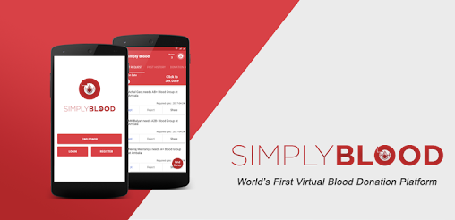 SIMPLYBLOOD App