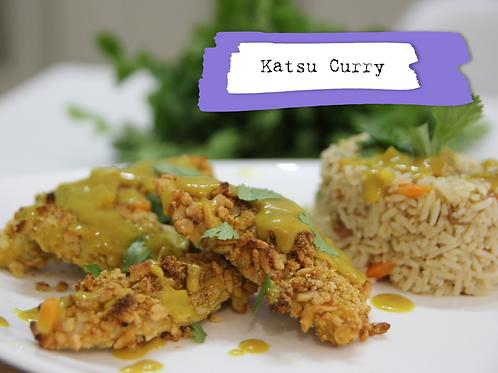 Shot - Katsu Curry